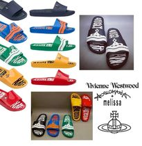 Vivienne Westwood Collaboration Shower Shoes Sandals
