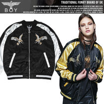BOY LONDON Unisex Medium Varsity Jackets