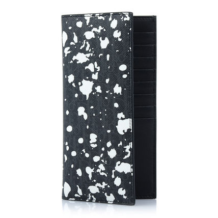 Camouflage Long Wallets