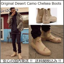 HUNTER Camouflage Boots