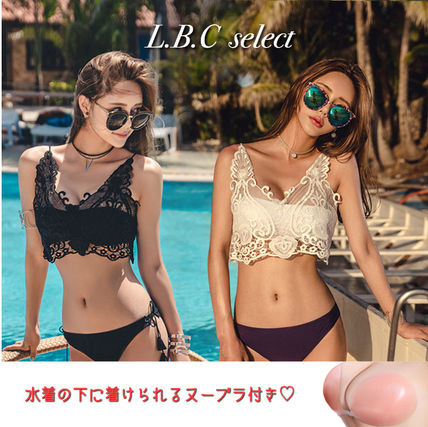 South Korea inner & lace top SET with nobler