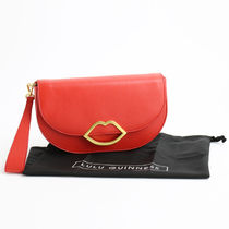 Lulu Guinness Leather Party Style Clutches