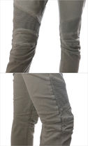 BALMAIN More Jeans Tapered Pants Street Style Plain Cotton Jeans 4