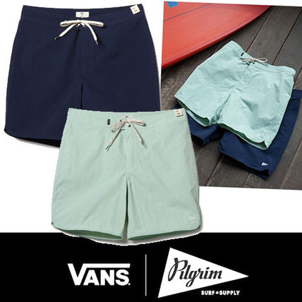 - VANS x Pilgrim - Rare collaboration board shorts