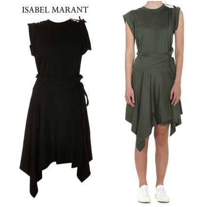 17th ss ISABEL MARANT Loko wrap wrap