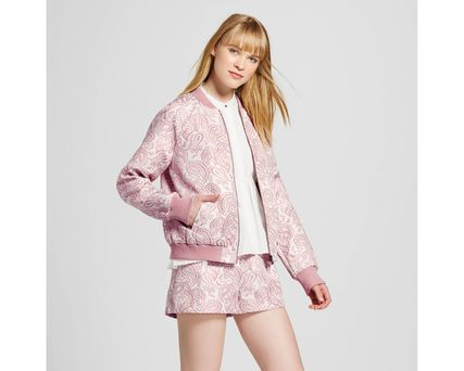 Flower Patterns Paisley Collaboration Jackets