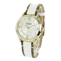 Coach Casual Style Round Quartz Watches Analog Watches