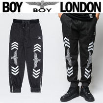 BOY LONDON Denim Street Style Other Animal Patterns