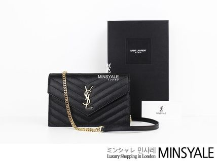 ENVELOPE CHAIN WALLET[London department store new item]