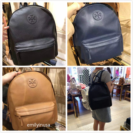 db08d60f7e8a Tory Burch Leather Backpacks (40850) by emilyinusa - BUYMA