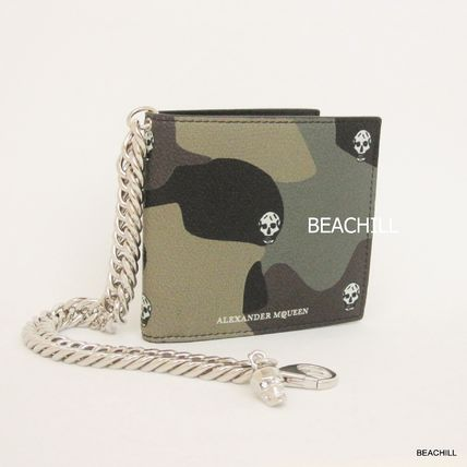Camouflage Folding Wallets