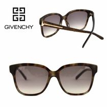 GIVENCHY Street Style Square Sunglasses