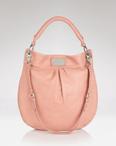 Marc by Marc Jacobs A4 2WAY Plain Leather Handbags
