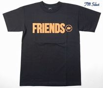 VLONE Crew Neck Street Style Collaboration Long Sleeves Cotton