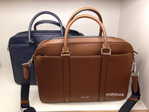 Coach Leather Business & Briefcases