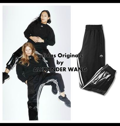 Adidas × patch track pants