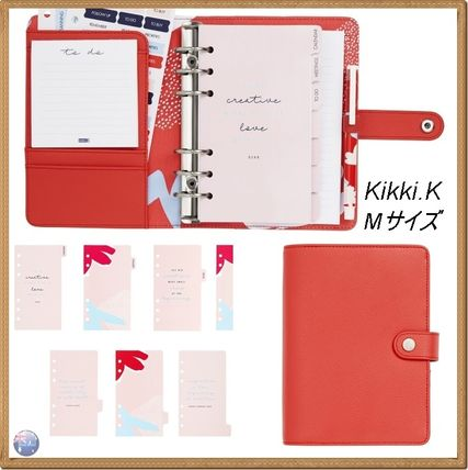 Kikki.K character put-m size and leather multipurpose