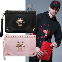BOY LONDON Star Street Style Clutches