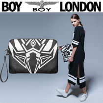 BOY LONDON Street Style Clutches