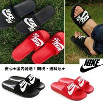 Nike BENASSI Plain Shower Shoes Shower Sandals