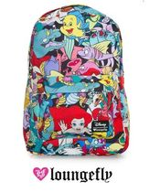 Disney Casual Style Street Style Collaboration Backpacks