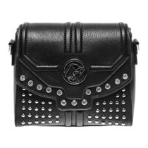 BOY LONDON Casual Style Faux Fur Studded Shoulder Bags