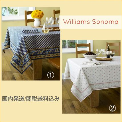 Williams-Sonoma Marseille tablecloth