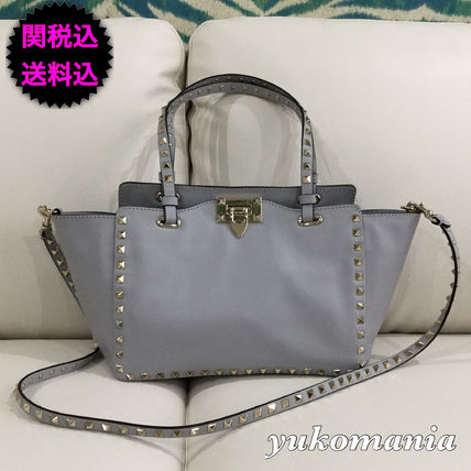 Rock studded Medium tote