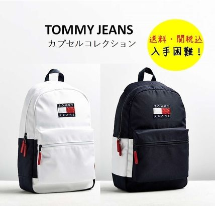 Tommy Hilfiger Street Style A4 Backpacks