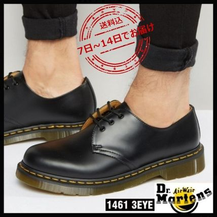 Dr Martens Leather Oxfords
