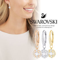 SWAROVSKI Elegant Style Earrings & Piercings