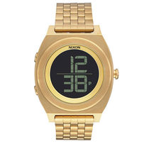Nixon Casual Style Round Stainless Digital Watches