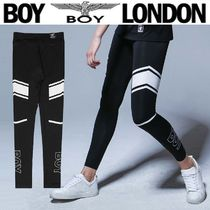 BOY LONDON Skull Star Street Style Leggings Pants