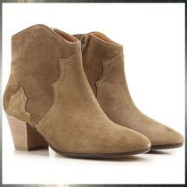 Isabel Marant Suede Elegant Style Boots Boots