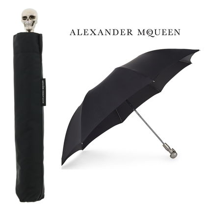 17ss Skull Umbrella Skull folding umbrella