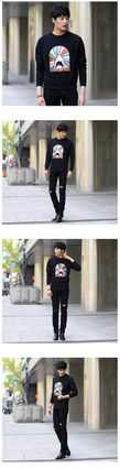 Saint Laurent Sweatshirts Sweatshirts 3
