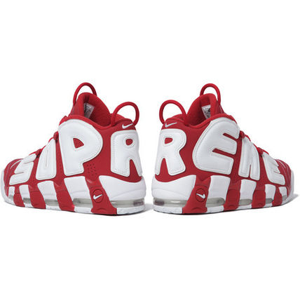 Supreme Sneakers Street Style Collaboration Sneakers 3
