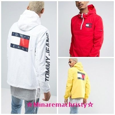 Tommy Jeans 90s jacket M16 Hooded overhead