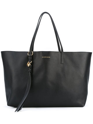 Skull Leather Totes