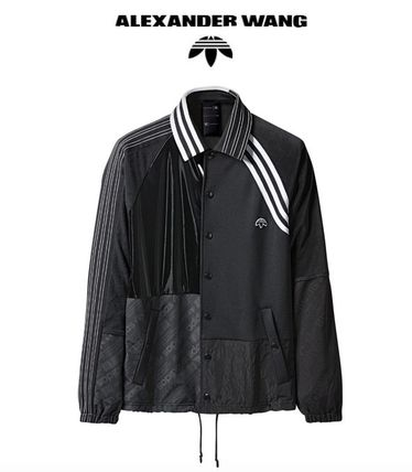 Adidas x collaboration Outer Patch jacket