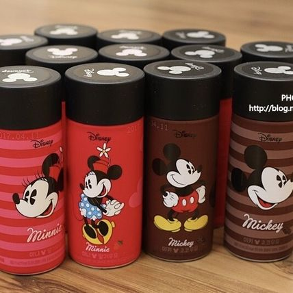 Disney Mickey Minnie bottle containers