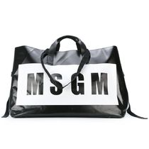 MSGM Boston & Duffles
