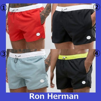 RonHerman Native Youth control swim shorts