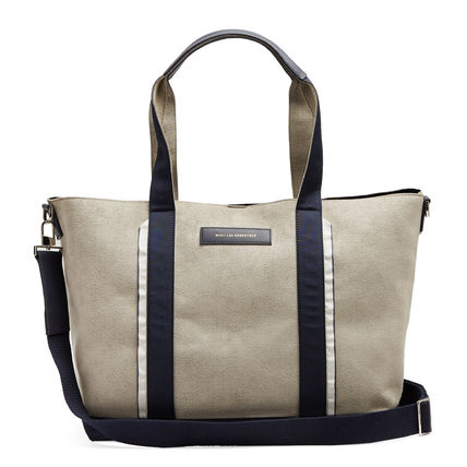 Won tressessenchal Marti suede tote mens