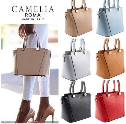 ce2d142a8bdfc All items for leather CAMELIA ROMA 2017 SS Womens Bags Leather orange -  BUYMA