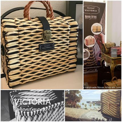 2way basket bag VICTORIA Shoulder Basket XS PT