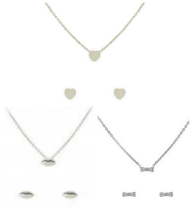 Silver Necklaces & Pendants