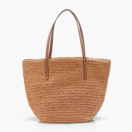 2 remaining summer basket bag