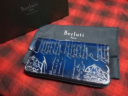 Double stamp x Silver Patine product Berlutti ITAUBA