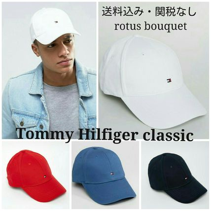 Tommy Hilfiger Street Style Caps